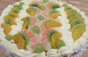 Торт Екзотика