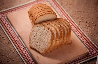 Хліб з пшеничного борошна (безопарний)